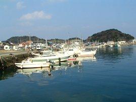 湊町浜漁港
