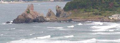 九州サーフィン発祥の地・唐津の立神・サーフィン動画満載