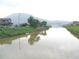 福岡県 前原 長野川